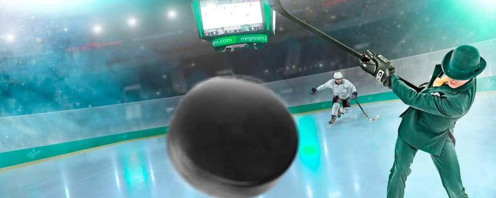 Mr Green tarjoaa pelikohteita KHL-liigasta